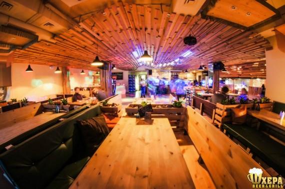 Топ-5: Лучшие пивные рестораны Петербурга - HauteTime