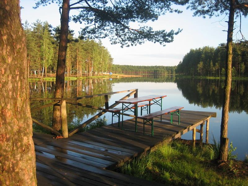 коркинские озера база отдыха фото